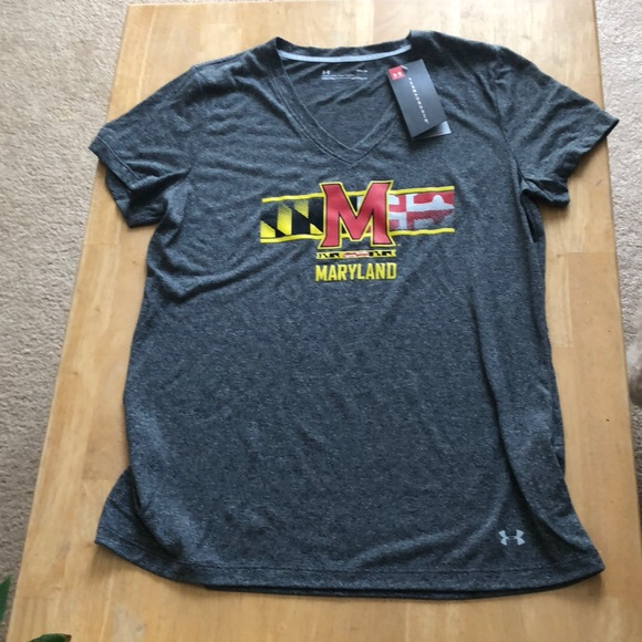 Under Armour Tops - Under Armour Maryland Shirt